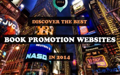 Best Book Promotion Websites 2014