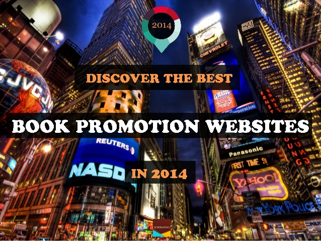 Best Book Promotion Websites 2014