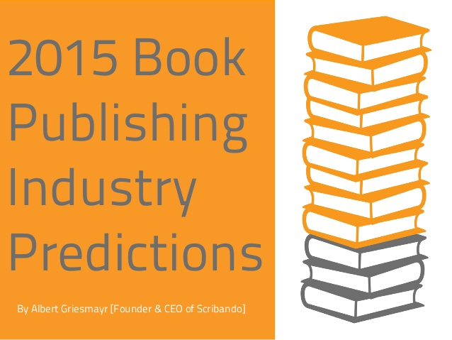 Book Publishing Industry Predictions 2015