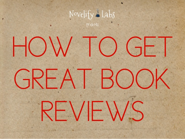 How to get reviews for your book on Amazon