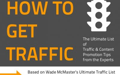 How To Get Traffic To Your Book
