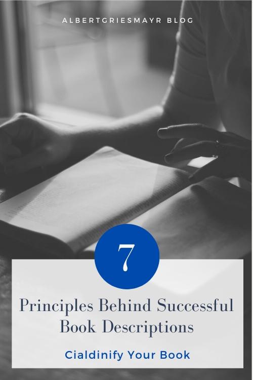 Successful Book Descriptions Principles