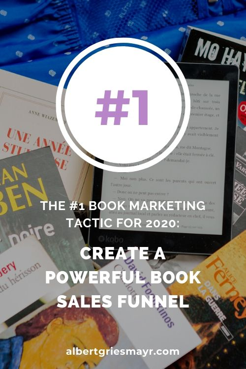 book purchase and potential upsells