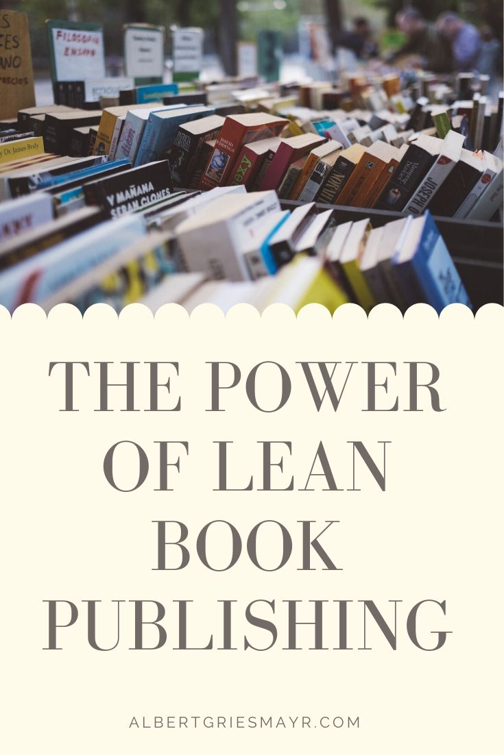 Power of Lean Book Publishing